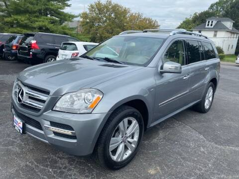 2012 Mercedes-Benz GL-Class for sale at 1NCE DRIVEN in Easton PA