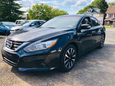 2018 Nissan Altima for sale at 1NCE DRIVEN in Easton PA