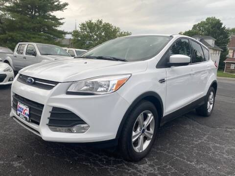 2016 Ford Escape for sale at 1NCE DRIVEN in Easton PA