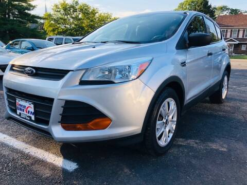 2015 Ford Escape for sale at 1NCE DRIVEN in Easton PA