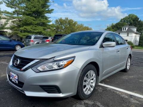 2017 Nissan Altima for sale at 1NCE DRIVEN in Easton PA
