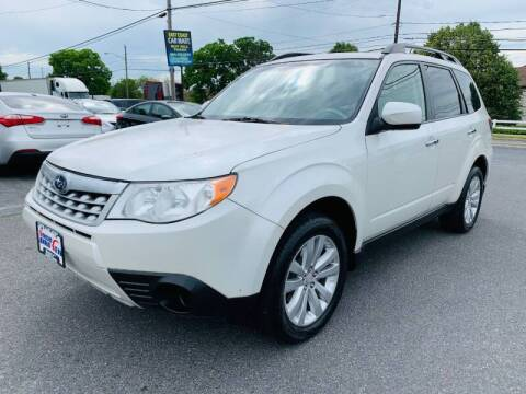 2011 Subaru Forester for sale at 1NCE DRIVEN in Easton PA