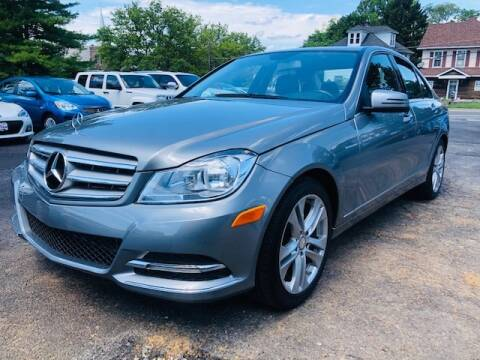 2012 Mercedes-Benz C-Class for sale at 1NCE DRIVEN in Easton PA