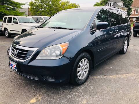 2009 Honda Odyssey for sale at 1NCE DRIVEN in Easton PA