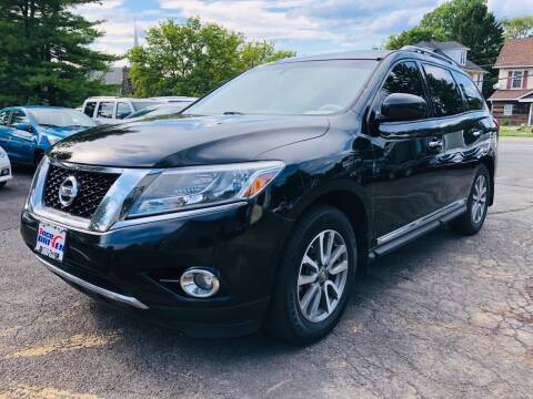 2013 Nissan Pathfinder for sale at 1NCE DRIVEN in Easton PA