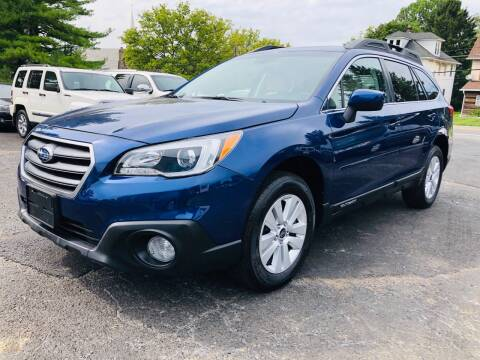 2017 Subaru Outback for sale at 1NCE DRIVEN in Easton PA