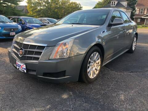 2011 Cadillac CTS for sale at 1NCE DRIVEN in Easton PA