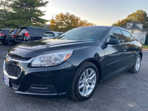 2014 Chevrolet Malibu for sale at 1NCE DRIVEN in Easton PA