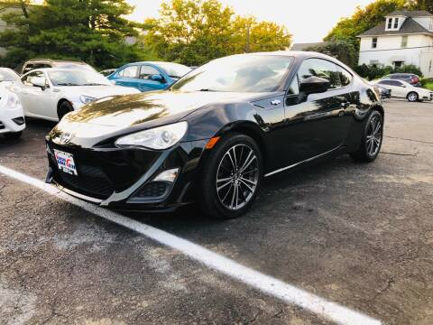 2013 Scion FR-S for sale at 1NCE DRIVEN in Easton PA