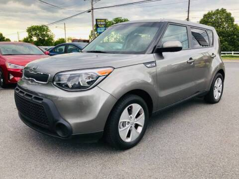 2016 Kia Soul for sale at 1NCE DRIVEN in Easton PA