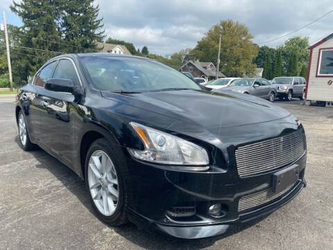 2012 Nissan Maxima for sale at 1NCE DRIVEN in Easton PA