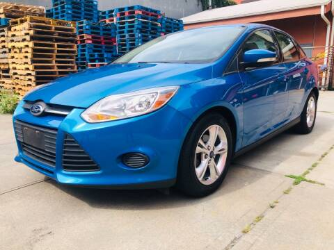 2014 Ford Focus for sale at 1NCE DRIVEN in Easton PA