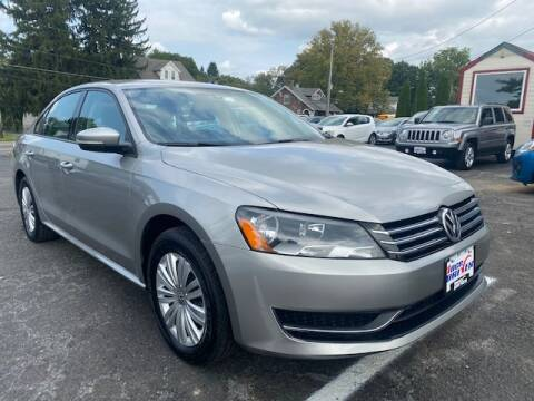 2014 Volkswagen Passat for sale at 1NCE DRIVEN in Easton PA