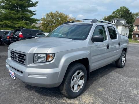 2007 Honda Ridgeline for sale at 1NCE DRIVEN in Easton PA