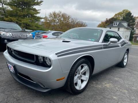 2012 Dodge Challenger for sale at 1NCE DRIVEN in Easton PA