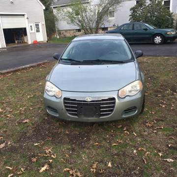 2004 Chrysler Sebring for sale at Billycars in Wilmington MA