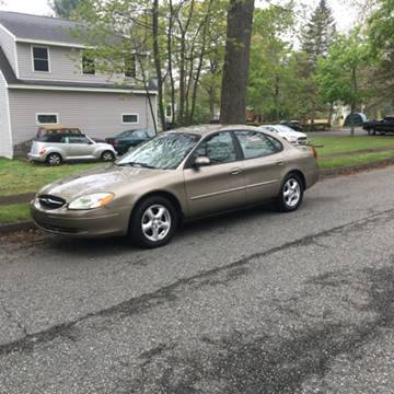 2003 Ford Taurus for sale at Billycars in Wilmington MA