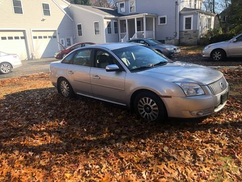 2008 Mercury Sable for sale in Wilmington, MA