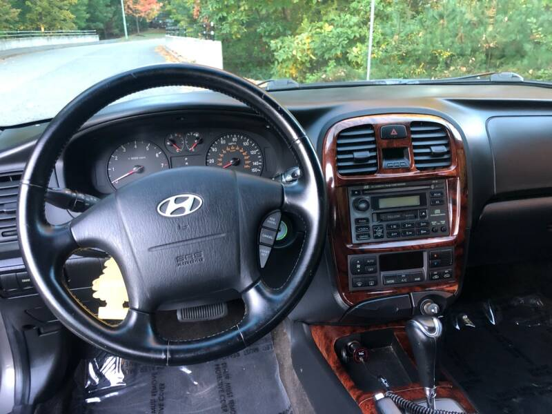 2003 Hyundai Sonata GLS 4dr Sedan - Wilmington MA