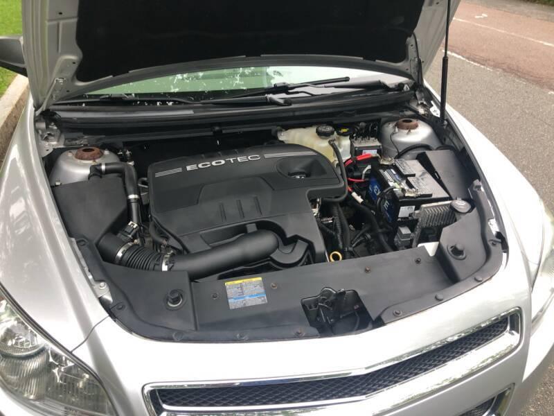 2010 Chevrolet Malibu LS 4dr Sedan - Wilmington MA