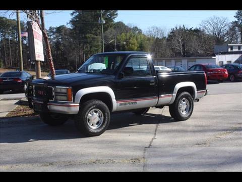1990 GMC Sierra 1500 for sale in Fayetteville, NC