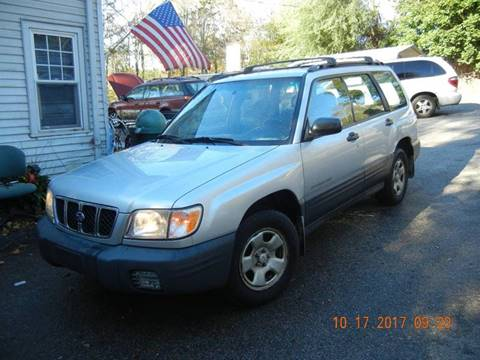 2002 Subaru Forester for sale in Sturbridge, MA