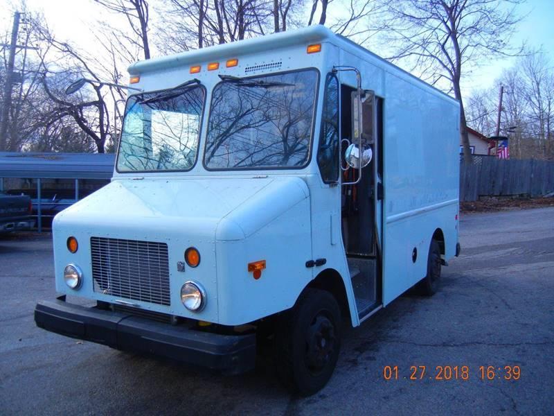 2004 Freightliner MT-45  Step Van for sale at STURBRIDGE CAR SERVICE CO in Sturbridge MA