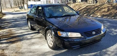 1999 Toyota Camry for sale at STURBRIDGE CAR SERVICE CO in Sturbridge MA