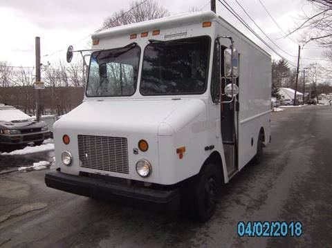 2004 Freightliner MT45 for sale at STURBRIDGE CAR SERVICE CO in Sturbridge MA