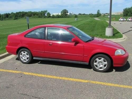 1998 Honda Civic For Sale At STURBRIDGE CAR SERVICE In Sturbridge MA
