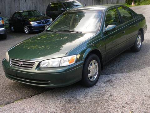 2000 Toyota Camry for sale at STURBRIDGE CAR SERVICE CO in Sturbridge MA
