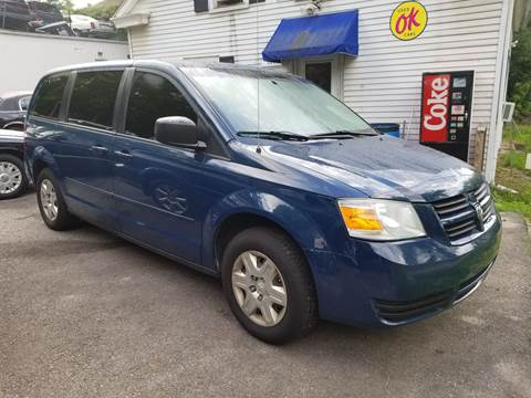 2010 Dodge Grand Caravan for sale at STURBRIDGE CAR SERVICE CO in Sturbridge MA