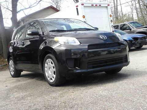2008 Scion xD for sale at STURBRIDGE CAR SERVICE CO in Sturbridge MA