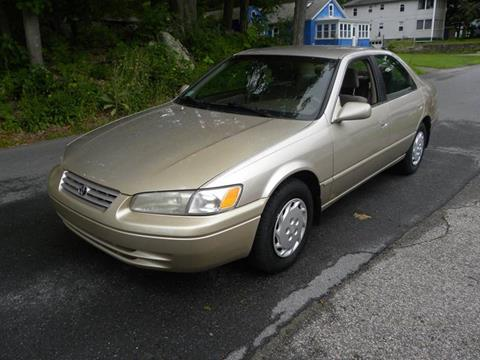 1997 Toyota Camry for sale at STURBRIDGE CAR SERVICE CO in Sturbridge MA