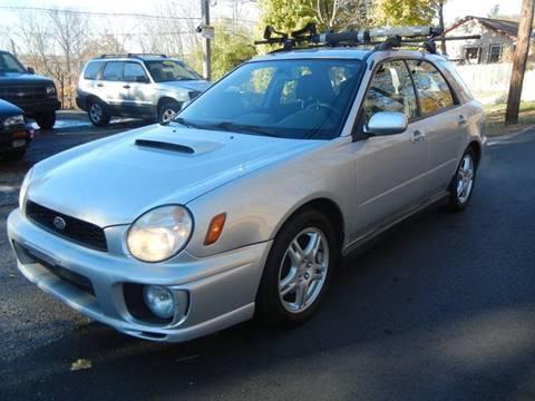 2002 Subaru Impreza for sale in Sturbridge, MA