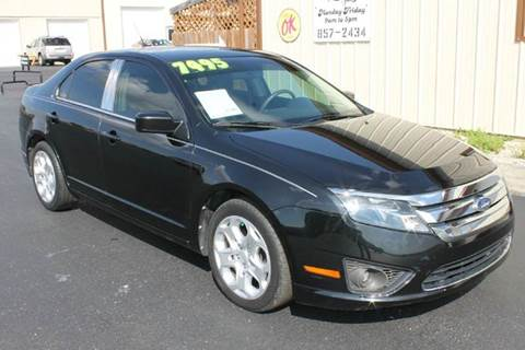 2011 Ford Fusion for sale in Ridgeville, IN