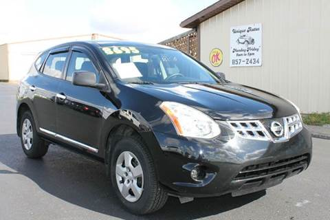 2011 Nissan Rogue for sale in Ridgeville, IN