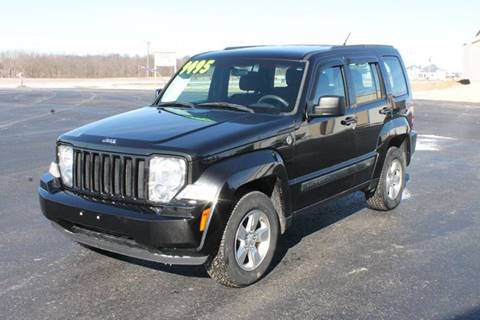 2012 Jeep Liberty for sale in Ridgeville, IN