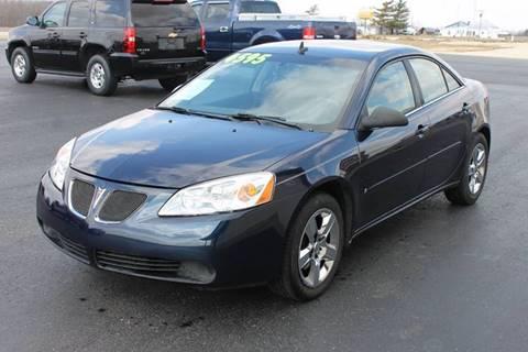 2009 Pontiac G6 for sale in Ridgeville, IN