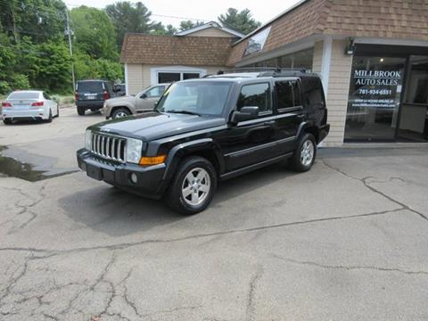 2007 Jeep Commander for sale in Duxbury, MA
