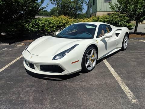 2018 Ferrari 488 Spider for sale in Duxbury, MA