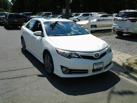 2012 Toyota Camry for sale in Tappahannock, VA