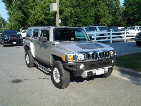 2008 HUMMER H3 for sale in Tappahannock, VA
