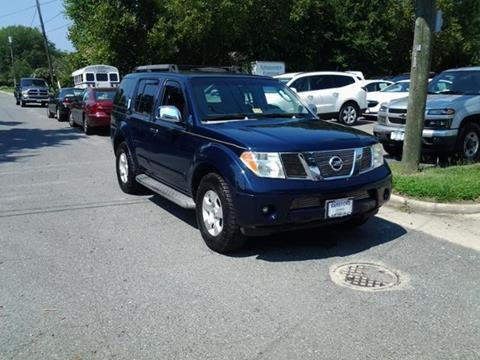2006 Nissan Pathfinder for sale in Tappahannock, VA