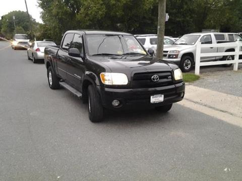 2005 Toyota Tundra for sale in Tappahannock, VA