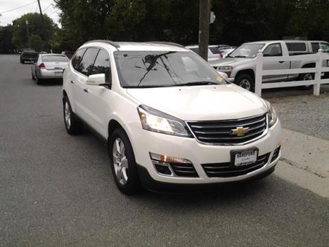 2014 Chevrolet Traverse for sale in Tappahannock, VA