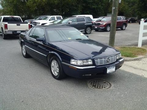 1998 Cadillac Eldorado for sale in Tappahannock, VA