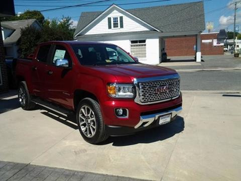 2018 GMC Canyon for sale in Tappahannock VA