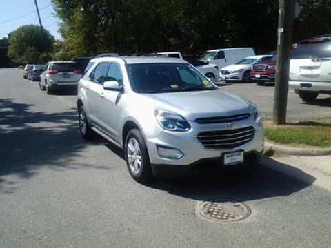 2017 Chevrolet Equinox for sale in Tappahannock, VA