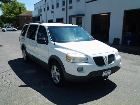 2005 Pontiac Montana SV6 for sale in Tappahannock, VA